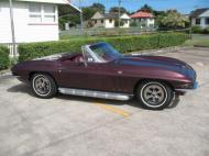 1965 corvette  convertible  matching  numbers