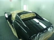 repaint  1977  corvette