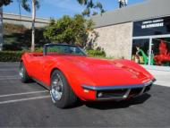 1968 CORVETTE BIG BLOCK CONVERTIBLE