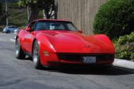 1980 CORVETTE COUPE