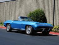 1966 corvette L72 convertible