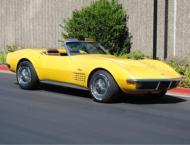 1971 corvette LTI convertible