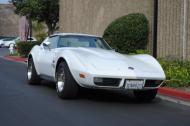 1973 corvette  COUPE