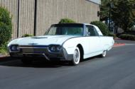 1961 thunder bird coupe