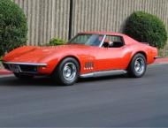 1969 corvette coupe big block