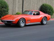 1969 corvette coupe big block