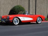 1959 corvette convertible
