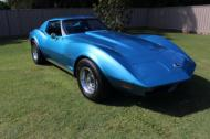 1973 CORVETTE COUPE