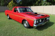 1971 XY FORD UTE