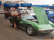 1972 corvette  coupe