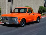 1972 CHEV C10 PICK UP