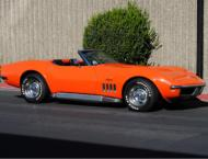 1969 corvette big block convertible