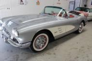 1959 corvette restoration