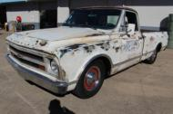 1967 C 10 CHEV PICK UP