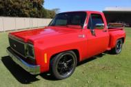 1973 chev c10 pick up