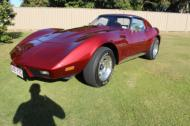 1976 CORVETTE  COUPE  l82