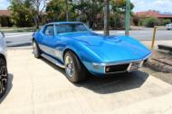 1969 corvette coupe matching