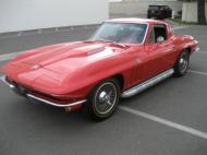 1965 Corvette Big Block Coupe