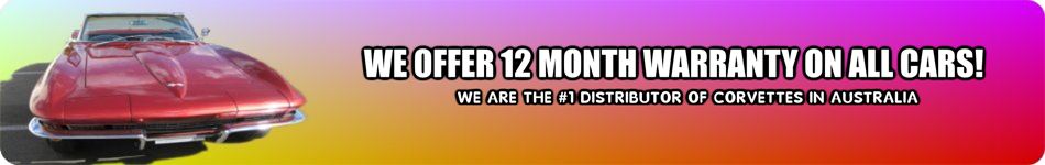 we offer a twelve month warranty on all cars!