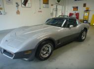 1981 CORVETTE COUPE RARE 4 SPEED