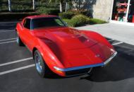 1972  CORVETTE BIG BLOCK  COUPE